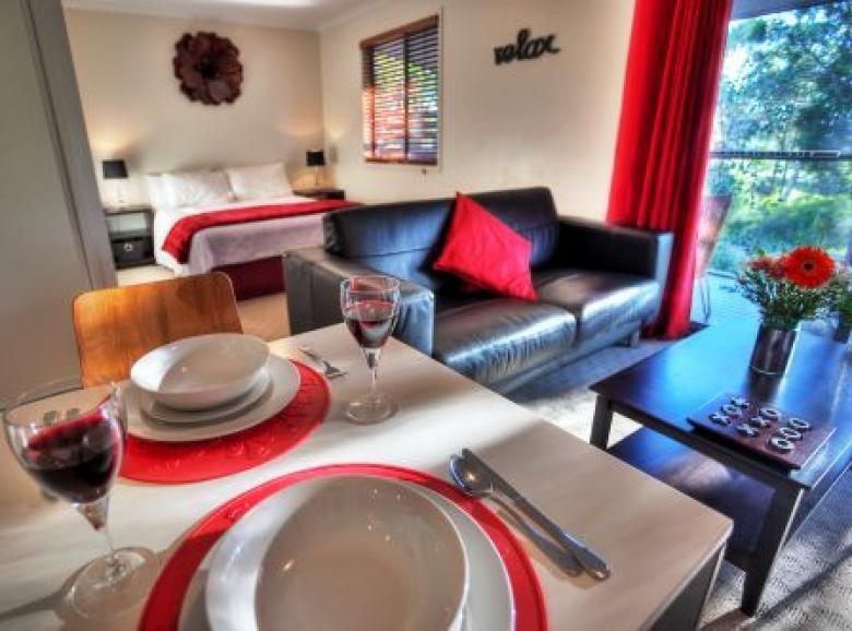 Deluxe stanthorpe accommodation
