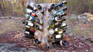 Wine Tree after Winter