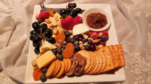 Cheese Platter for two
